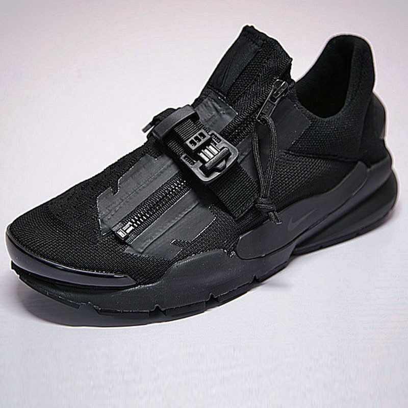 機能定制版 情侶款Nike Sock Dart 藤原浩 襪子鞋 系列 黑武士飛扣 819686-001