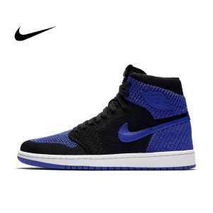 61686354129f8e8e 300x300 - Air Jordan 1 Retro Flyknit Royal 編織 黑藍 女鞋919702-006