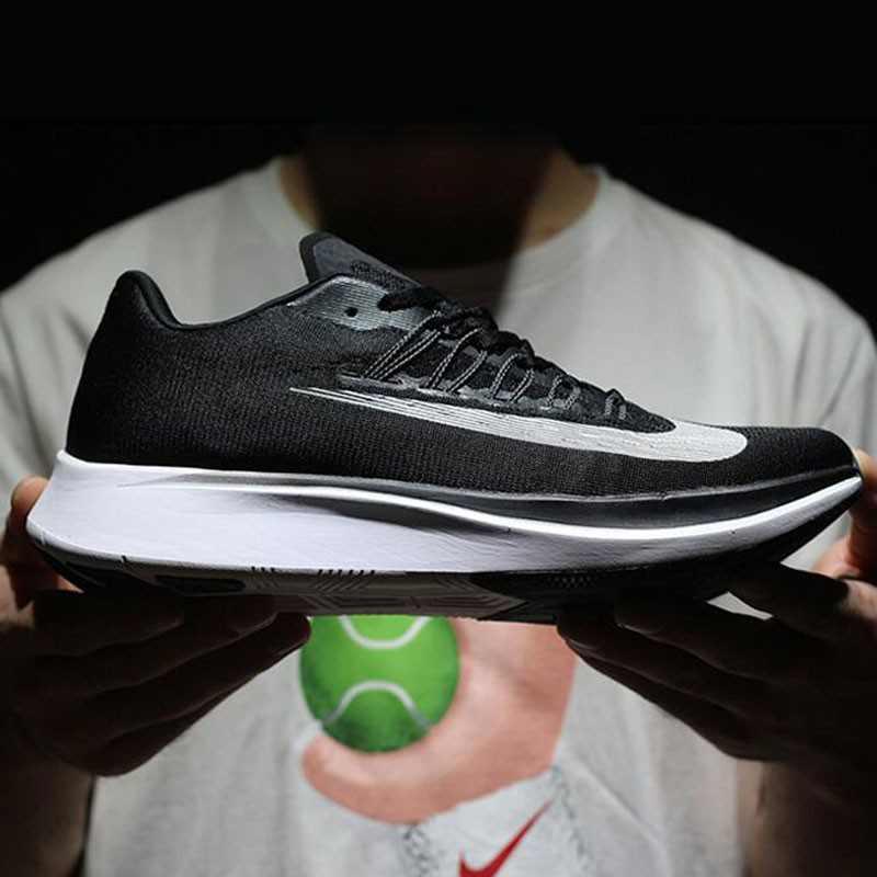 Nike Zoom Fly 4% 馬拉松緩震競速跑鞋 880848-001-402