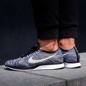 69adc671690c969f 300x300 - Nike Flyknit Racer 黑白 雪花 百搭 情侶 526628-012