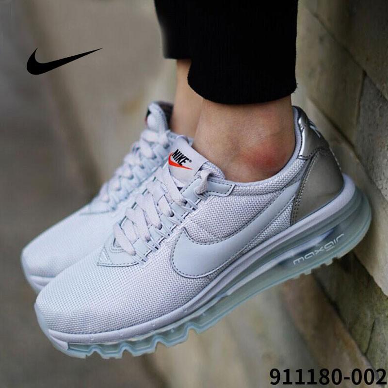 Nike Air Max LD-Zero 848624-004 淺灰 白灰 網布 全氣墊 跑鞋