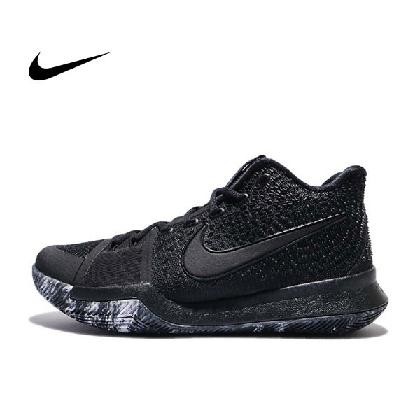 Nike Kyrie 3 Triple Black 厄文 黑武士 男鞋 852396-005