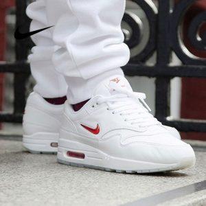 6efc538a53130770 300x300 - Nike Air Max 1 Premium SC - 白紅 情侶鞋918354 104