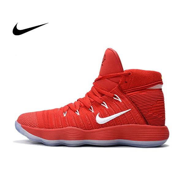 Nike React Hyperdunk Flyknit 紅白 籃球鞋