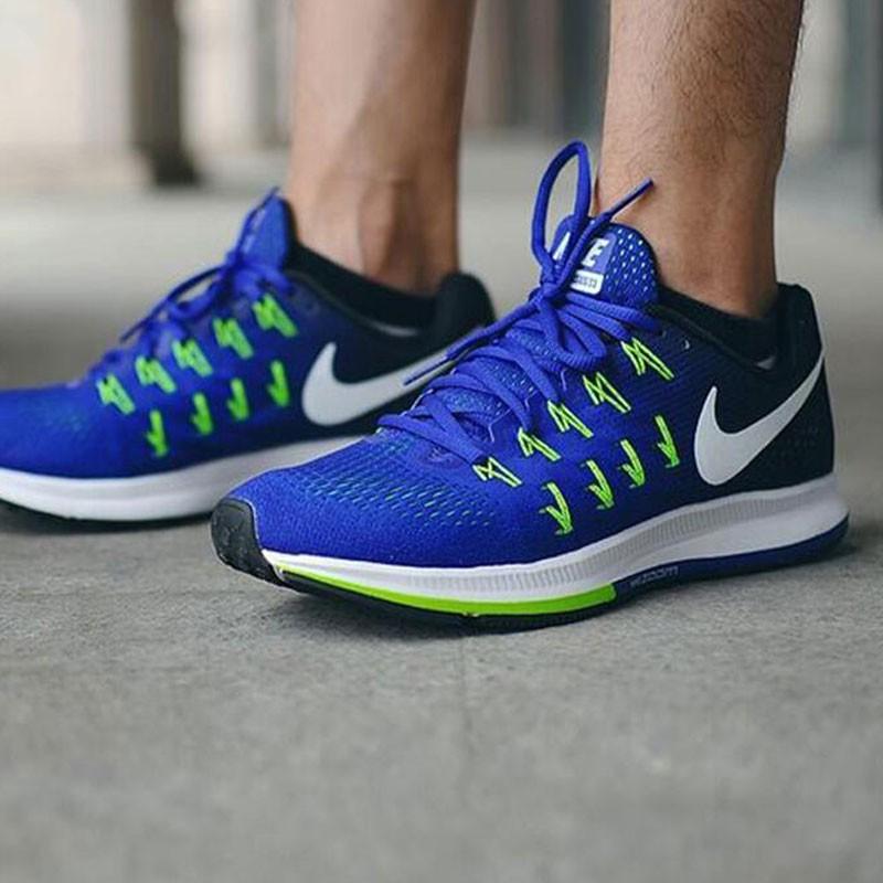 NIKE AIR ZOOM PEGASUS 33 馬拉鬆 訓練 跑步鞋 男 831352-404
