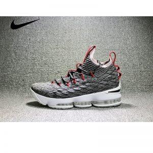 72dc65fe5c8e2aa1 300x300 - Nike LeBron 15 LBJ15 詹姆斯15代男子籃球鞋 灰紅 897648-003