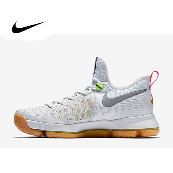 Nike Zoom KD 9 EP 膠底 針織棉 男鞋 籃球鞋 844382-900