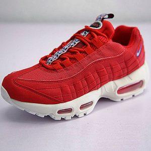 77ae715a08c5cefa 300x300 - Nike Air Max 95 TT 復古氣墊百搭慢跑鞋系列 串標紅白藍 AJ1844-600