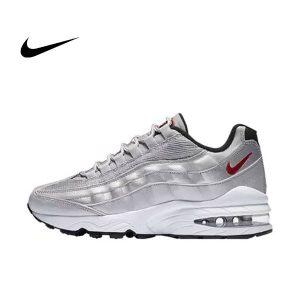 79f452bd1297eae4 300x300 - NIKE AIR MAX 95 QS GS 氣墊 金屬銀 情侶鞋 918630-001