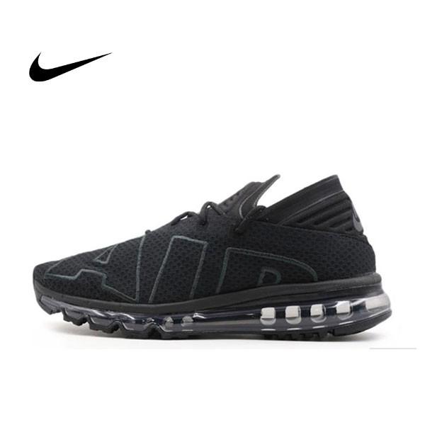 NIKE AIR MAX FLAIR 男鞋 黑色 全氣墊 942236-002