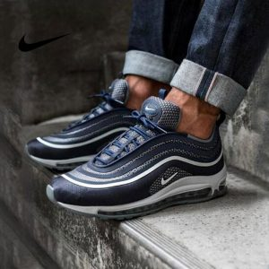 7cd8ba5fa789f15f 300x300 - NIKE AIR MAX 97 ULTRA NAVY 深藍 氣墊 慢跑鞋 男鞋 918356 400