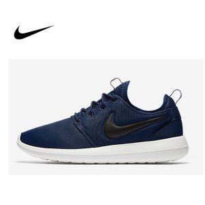 7ed07cbdbf2cedfa 300x300 - Nike Roshe Two 男 深藍白 2代 復古 慢跑 休閒鞋 844656-400