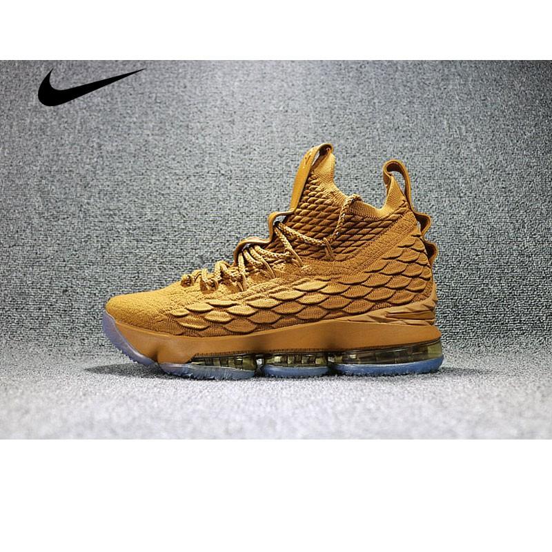 Nike LeBron 15 LBJ15 詹姆斯15代男子籃球鞋 897648-006