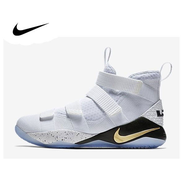 Nike LeBron Soldier 11 SFG EP 男鞋 高筒 騎士 897645-101