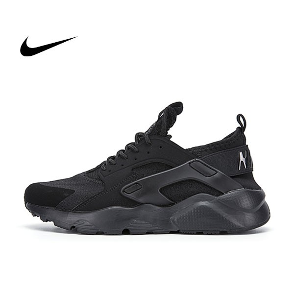 Nike WMNS Air Huarache 內建氣墊 針織面 細網 武士鞋 情侶鞋