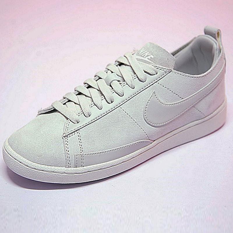 男鞋 Nike Blazer Low CS TC 開拓者 內增高 百搭 潮流 板鞋 淺灰 AA1057-100