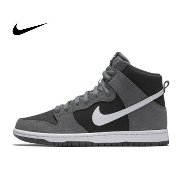 Nike SB Zoom Dunk High PRO 麂皮 高筒 膠底 男鞋 854851-010