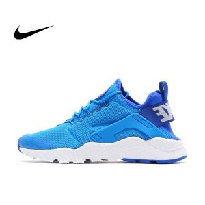 93a80552da28489a 300x300 - NIKE W AIR HUARACHE RUN ULTRA 武士 藍白 網面 819151-400 情侶鞋
