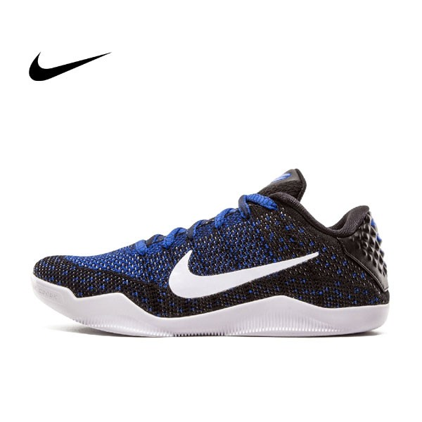 Nike Kobe XI Elite Low Muse Pack III Mark Parker 黑藍 男鞋 822675-014