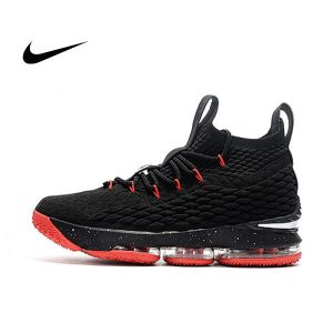 97eeae1e755bfaba 300x300 - NIKE Lebron LBJ 15代 黑紅 男鞋 飛線 籃球鞋