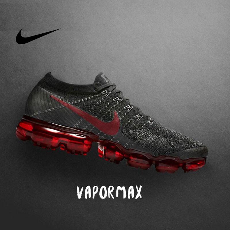 Nike Air VaporMax Flyknit蒸汽大氣墊慢跑鞋 男鞋