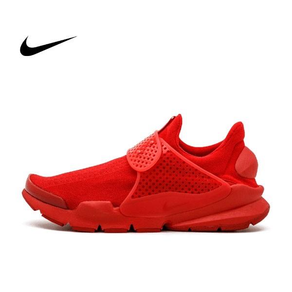 Nike Sock Dart KJCRD 全紅 套襪 透氣 男鞋 819686 600