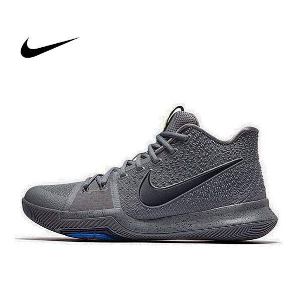 NIKE KYRIE 3 Cool Grey EP 酷灰 厄文 籃球鞋 男 852396-001