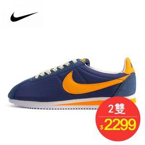 O1CN012CIbbvt26mKeghv 4146948451 300x300 - 情侶鞋 Nike Classic Cortez 復古 阿甘 百搭 深藍橘黃 488291-410