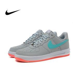 a041049690fefea1 300x300 - NIKE LUNAR FORCE 1 MAX FLYKNIT 籃球休閒鞋 輕量 藍綠勾 淺灰白 桃粉紅 男鞋