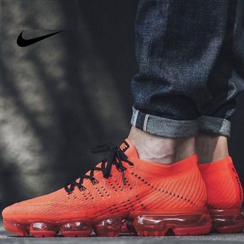 Nike AIR VAPORMAX CLOT FLYKNIT 陳冠希 RED AA2241-006 男鞋