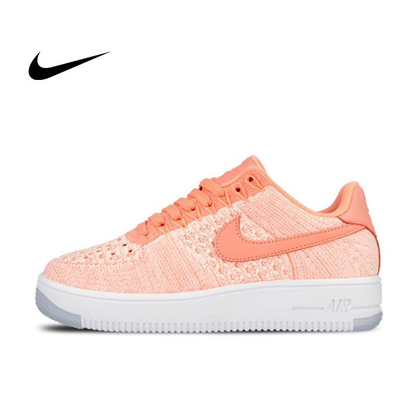 NIKE AIR FORCE 1 FLYKNIT LOW AF1 飛線 女子休閑板鞋820256-600