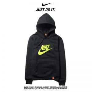 ac0c5732e6db0bcc 300x300 - Nike 薄款 衛衣 寬鬆 長袖 套頭 情侶款