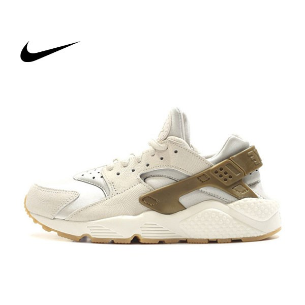 NIKE AIR HUARACHE RUN PREMIUM SUEDE 華萊士 女鞋 833145-001