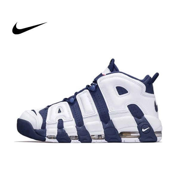 Nike Air More Uptempo Olympic 大AIR 氣墊 復古 男鞋 414962-104