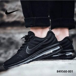 b0750e66ee1f3d8d 300x300 - Nike WMNS Air Max 2018 Running 全黑慢跑全氣墊 女鞋 849560-001