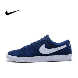 b236a9bc27129265 300x300 - NIKE SB ZOOM BLAZER LOW 男鞋 深藍 麂皮 防滑