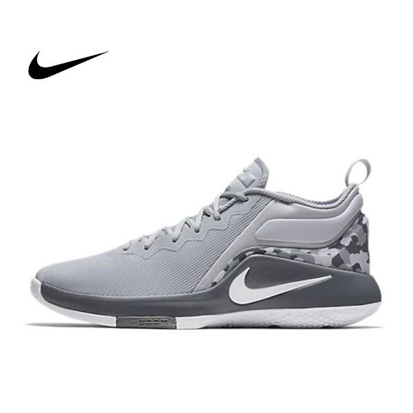 LEBRON WITNESS 2 EP 網面 AA 練習鞋 籃球鞋 灰色 男鞋 3820-002