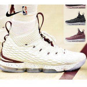 b4569ce01ca51c65 300x300 - Nike LeBron 15 LBJ15 詹姆斯15代男子籃球鞋 白紅 897648-006