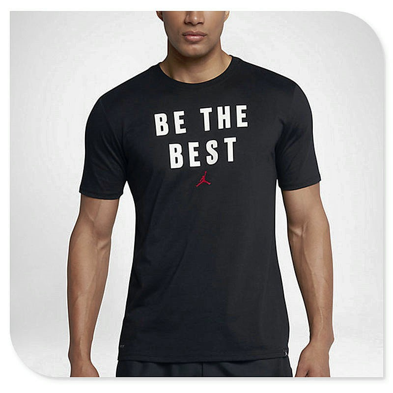 NIKE 男子籃球運動短袖T恤886121-010-Nike 官網