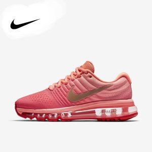 b8493c9161c6cdd4 300x300 - NIKE AIR MAX 2018(GS) 851623-800 女款 編織 全氣墊慢跑鞋 粉紅配色