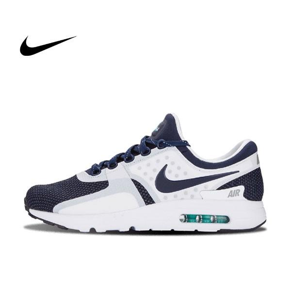 Nike Air Max Zero QS - 789695 104 26週年 3M反光藍白 情侶鞋