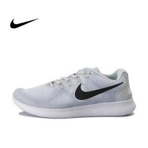 bcbd12e4dba468f7 300x300 - NIKE FREE RN 2017 網面 透氣 輕便 情侶鞋 880839-101