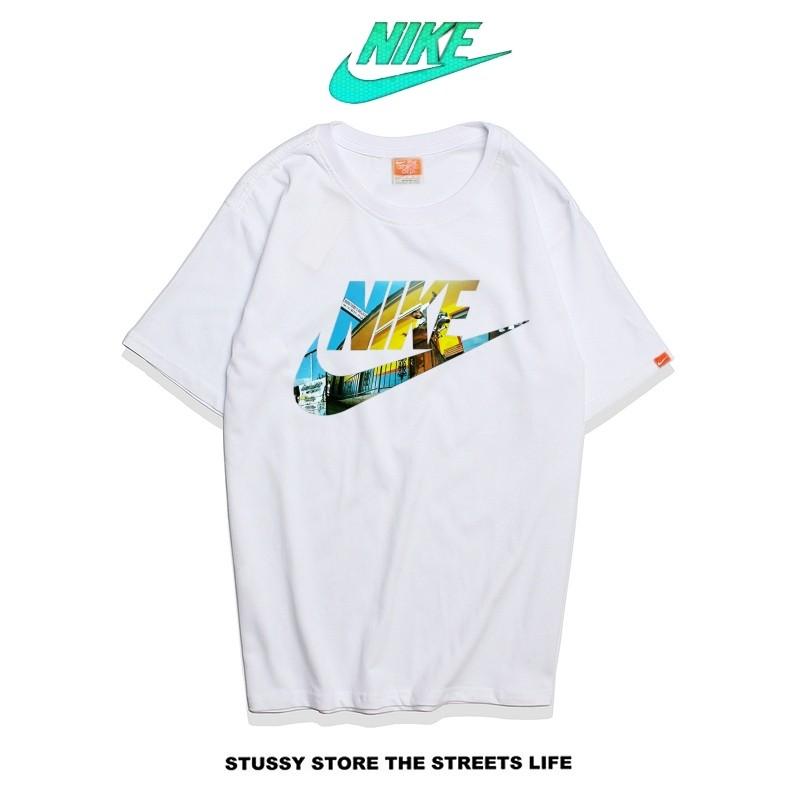 Nike Futura Icon Logo Tee 印花字勾 基本款 男款 白色