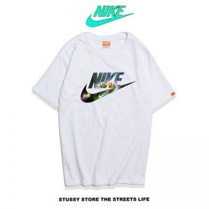 beaef362a92b1600 300x300 - Nike Futura Icon Logo Tee 彩色字勾 基本款 男款 白色