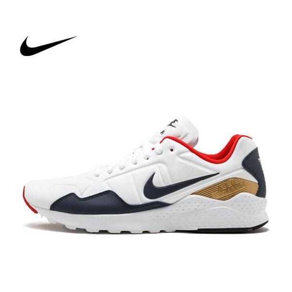Nike Air Zoom Pegasus 白藍金 藍勾 奧運 USA 男鞋 844652-100