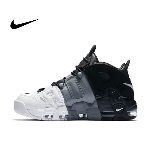NIKE AIR MORE UPTEMPO  漸變 皮朋 男鞋 氣墊 921948-002