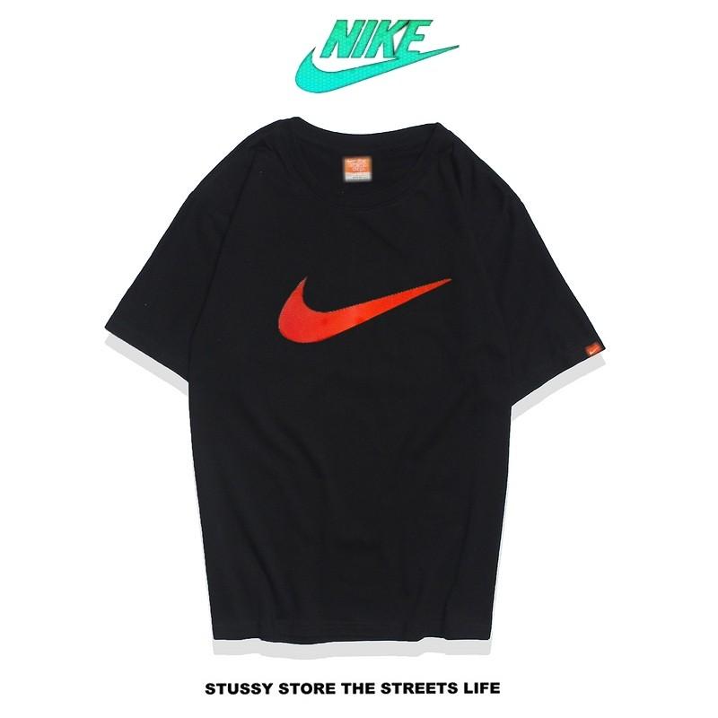 Nike Futura Icon Logo Tee 字勾 基本款 男款 黑紅
