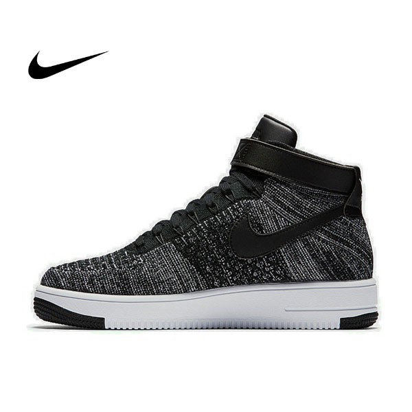 NIKE AIR FORCE 1 ULTRA FLYKNIT AF1 針織 飛線 輕便 男鞋 817420-004