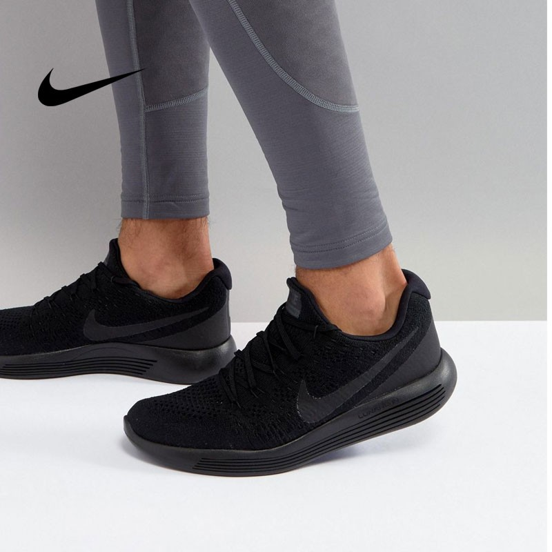 Nike LunarEpic Low Flyknit2 飛線透氣跑鞋 863779-014 情侶鞋