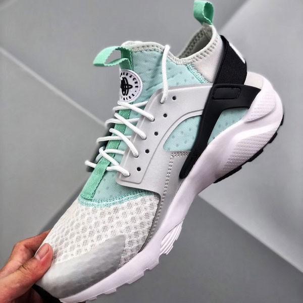c9a18400eba15e9a - Nike air huarache run ultra white textile 華萊士四代 白灰薄荷綠-最夯商品❤️